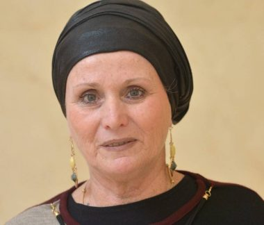 זיוה נמני - מנהלת המעון