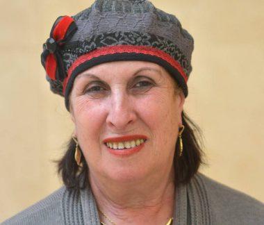 חנה מנצורי - מנהלת המעון